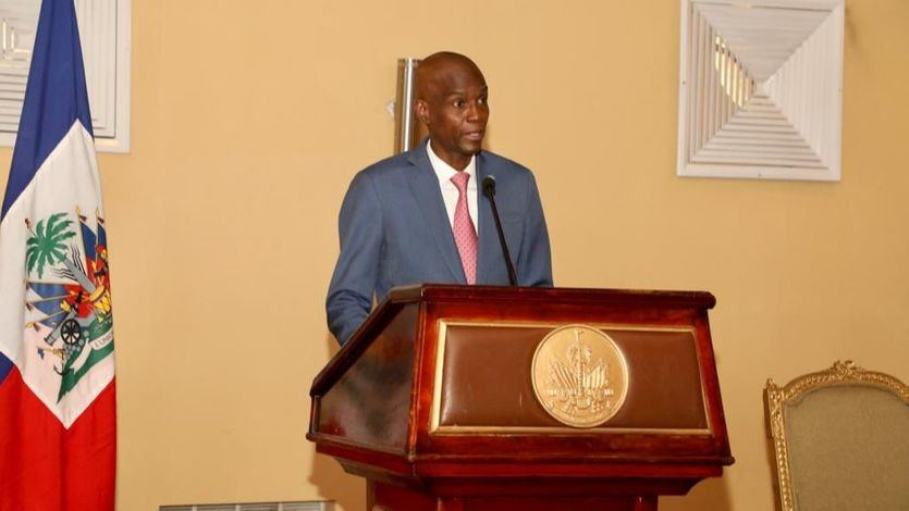 Asesinan al presidente de Haití en su domicilio