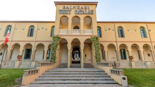 El Hotel Balneario Vichy Catalan, preparado para un verano excepcional