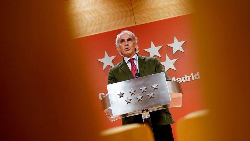 Primer día sin fallecidos por coronavirus en Madrid desde hace un año