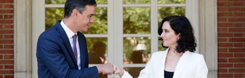 El nuevo encuentro entre Ayuso y Sánchez: máxima tensión entre los grandes líderes del país