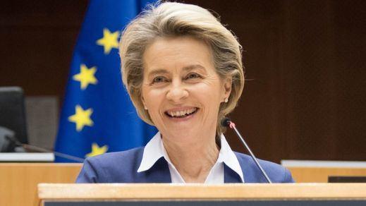 Von der Leyen anuncia que la UE ya tiene vacunas para vacunar al 70% de la población adulta