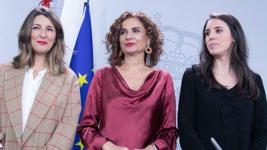 España se convierte en el Gobierno con más ministras de toda Europa