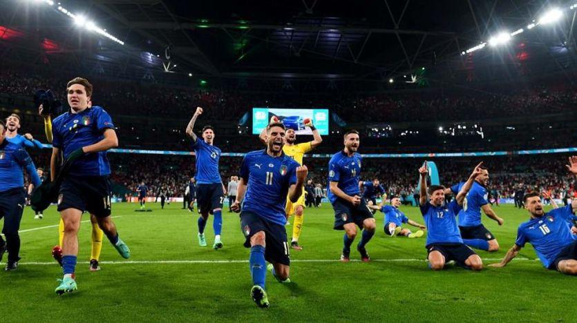 'Wembleynazo' a Inglaterra, que se queda sin Eurocopa tras remontar Italia y ganar los penaltis