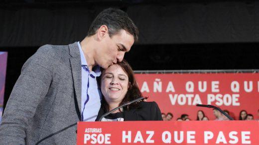 Adriana Lastra, llamada a tomar el mando del PSOE en representación de Sánchez