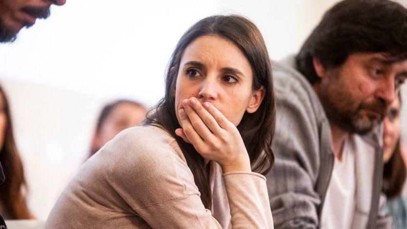 Imputados el tesorero y la gerente de Podemos en el caso de la asesora/niñera de Irene Montero