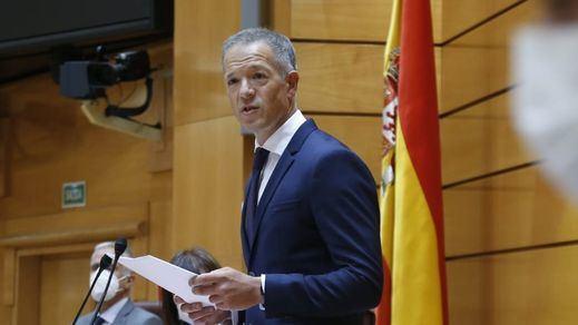 El socialista Ander Gil, elegido nuevo presidente del Senado tras la marcha de Pilar Llop
