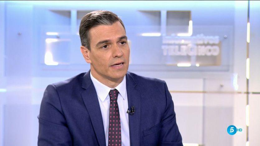 Sánchez condena el régimen cubano sin llamarlo dictadura: 'No es una democracia'