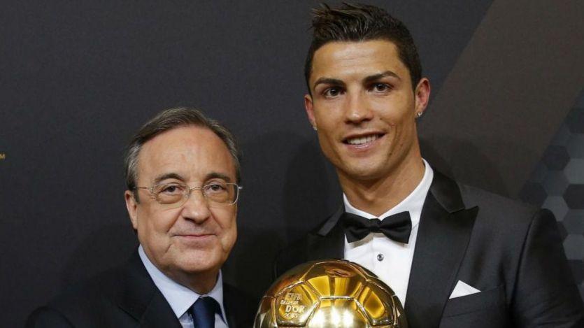 Las filtraciones de Florentino van subiendo de tono y gravedad: 'Cristiano es un imbécil y Mourinho, un anormal'