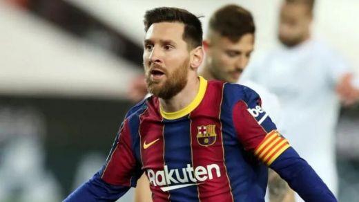 Messi, a punto de renovar con el Barça: 5 años, menos dinero y seguro de salida