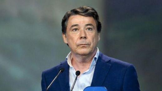 El ex presidente madrileño Ignacio González, ingresado desde hace 5 días por covid