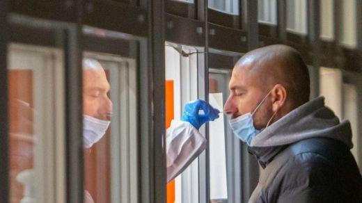 España vuelve a niveles de febrero con una incidencia superior a los 500 casos