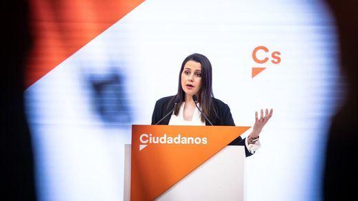 Inés Arrimadas asegura que Ciudadanos