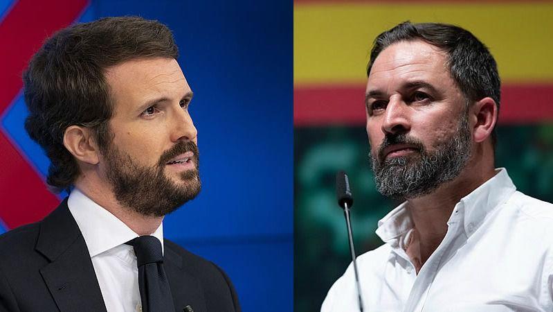 Lluvia de encuestas para poner en alerta al Gobierno: PP y Vox preparan una mayoría absoluta