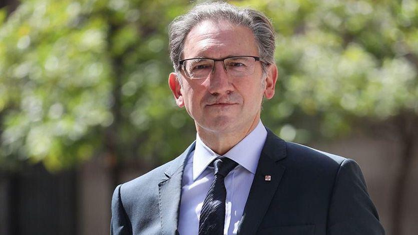 Jaume Giró, conseller de Economía y Hacienda de la Generalitat