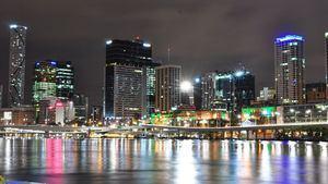 Skyline de Brisbane