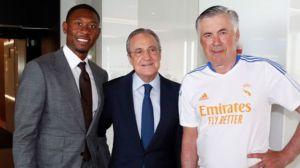 Presentado Alaba, el único y gran fichaje del Real Madrid que llega gratis