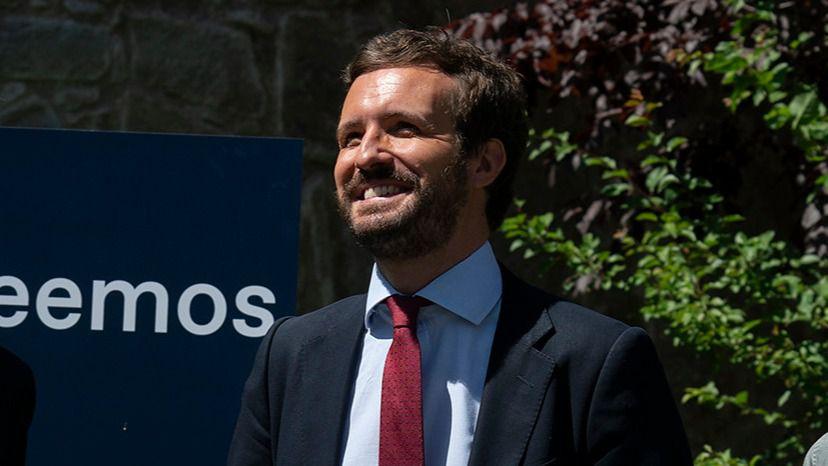 Casado conmemora sus 3 años como líder de la oposición: 'Cuando gane el PP las elecciones, no perderá ningún español'