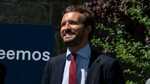 Casado conmemora sus 3 años como líder de la oposición: