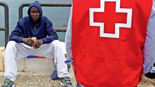 Cerca de 300 migrantes subsaharianos entran en Melilla saltando la valla