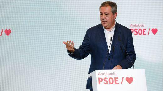 Ya es oficial: Juan Espadas se proclama como nuevo secretario general del PSOE andaluz