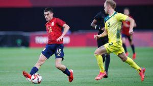 El talento futbolístico de España por fin se impone, que sigue viva en Tokio (1-0 a Australia)
