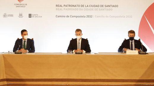 El Rey apela a 'la unidad, la solidaridad y la concordia' en España