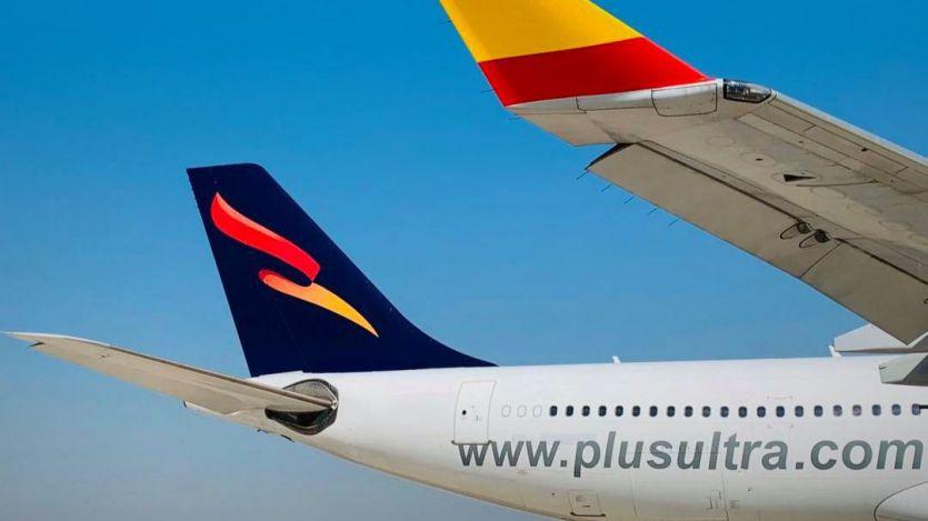 El Tribunal de Cuentas no ve irregularidades en el rescate económico a la aerolínea Plus Ultra