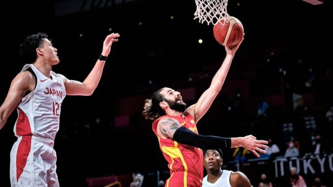 El baloncesto español brilla en su debut en Tokio