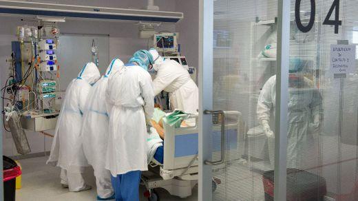 El coronavirus sigue al alza: Sanidad notifica 61.625 contagios y 47 fallecidos durante el fin de semana