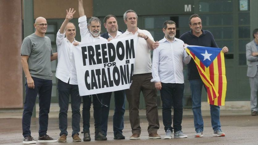 La Fiscalía investiga los avales de la Generalitat a los líderes del 'procés'
