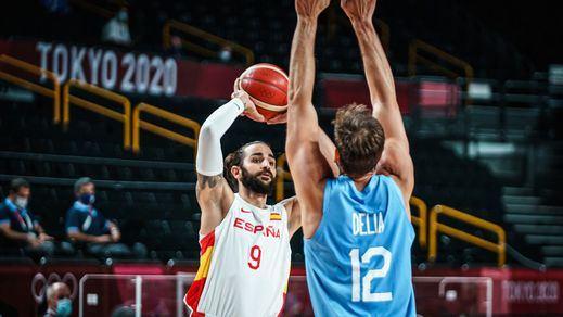 'La familia' del basket español sigue sumando victorias en Tokio