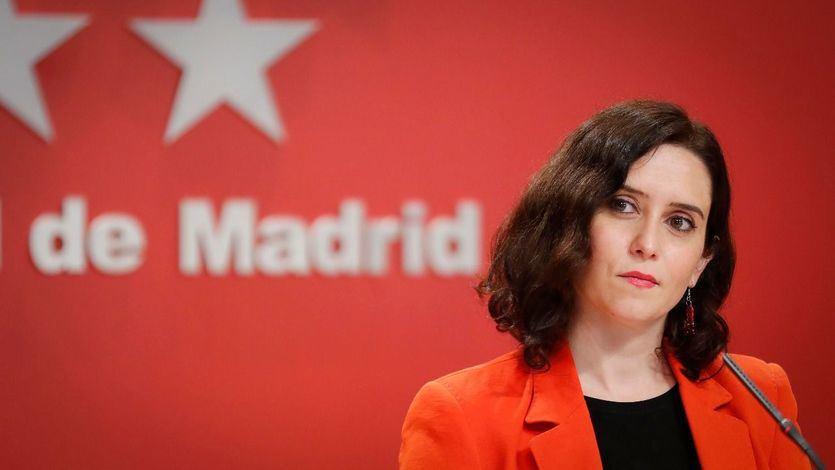 Ayuso exige al Gobierno más lealtad con las regiones 'fieles a la unidad de España'