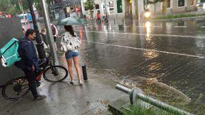 Agosto comenzará con mal tiempo en media España