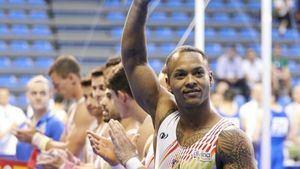 Más medallas para España: Ray Zapata gana la de plata en la final de suelo