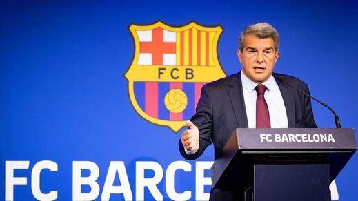 Laporta reconoce que ha sacrificado a Messi para salvar la economía del Barça
