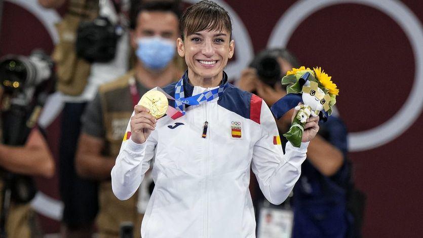 Sandra Sánchez será la abanderada española en la ceremonia de clausura de los Juegos