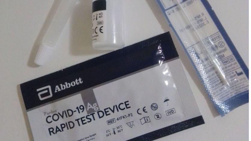 Los test de antígenos se agotan en las farmacias de las ciudades con más incidencia del coronavirus