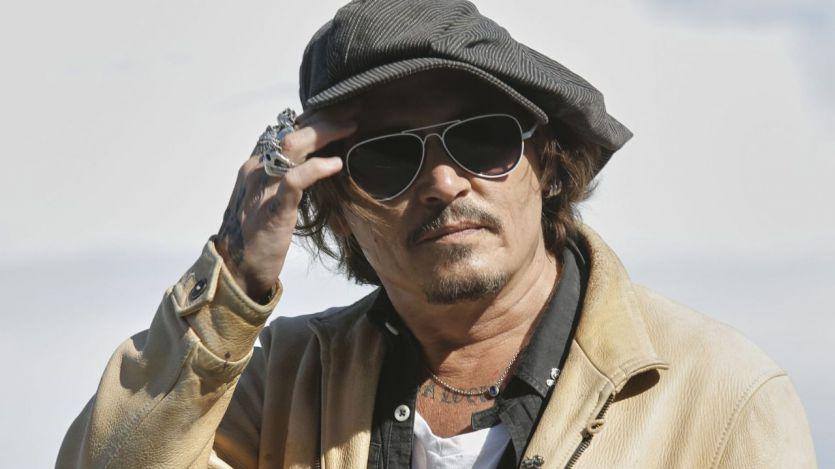 Johnny Depp recibirá el Premio Donostia del Festival de San Sebastián