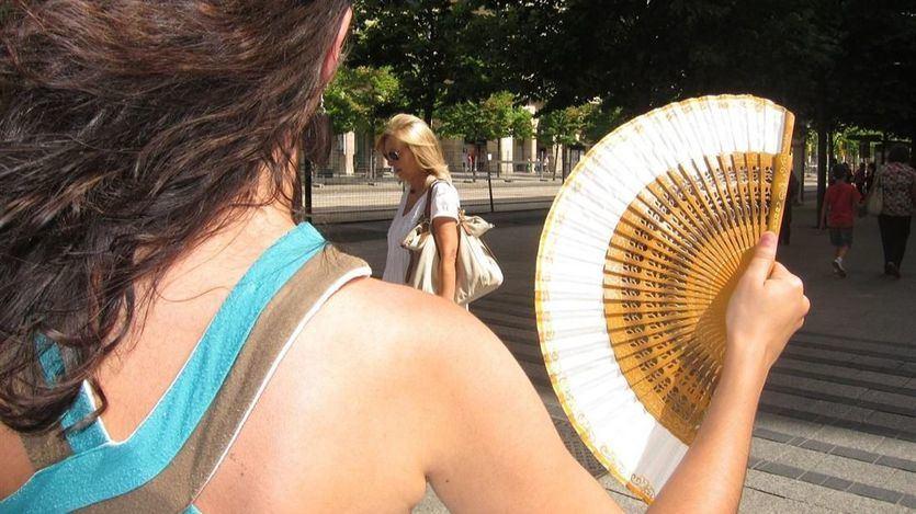 Así es la terrible y extrema ola de calor de esta semana