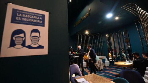 La Justicia gallega suprime la obligación de presentar 'certificado covid' para acceder a locales hosteleros y de ocio nocturno