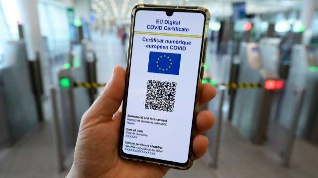 Más de 18 millones de certificados covid ya han sido expedidos en España