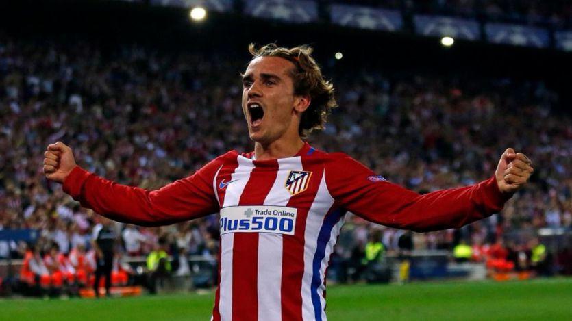 No se descarta el regreso de Griezmann al Atlético de Madrid