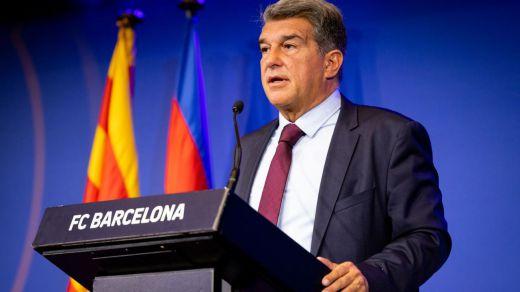 Laporta desvela las miserias financieras del Barça: el club debe 1.350 millones