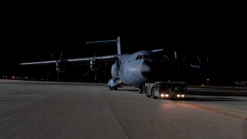 Afganistán: un segundo avión procedente de Kabul ya está de camino a España con un segundo contingente