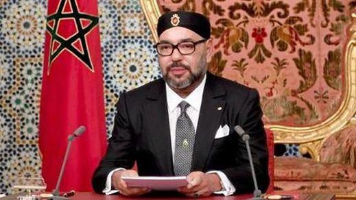 El rey de Marruecos: