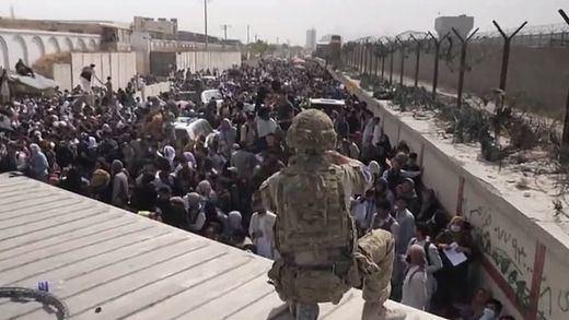 Los talibanes advierten de que habrá