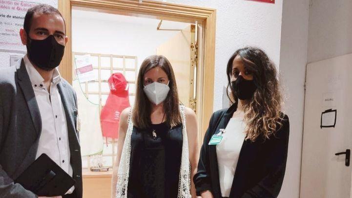Mercadona colabora en el proyecto 'Contigo 2020' de la asociación de celiacos de Madrid