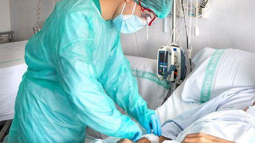 La incidencia baja de los 300 casos y Sanidad comunica 163 fallecidos