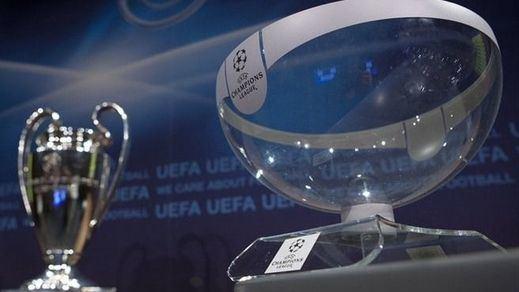 Sorteo de Champions: los equipos españoles esquivan al PSG en la fase de grupos