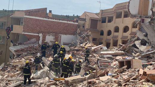 Localizado el cadáver de la mujer desaparecida en el derrumbe de un edificio en Peñíscola